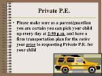 private p e177