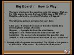 big board how to play83