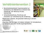 verh ltnisintervention 222