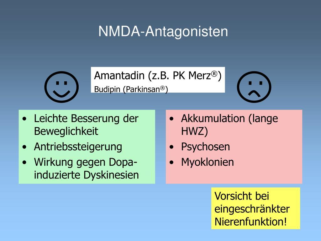NMDA-Antagonisten