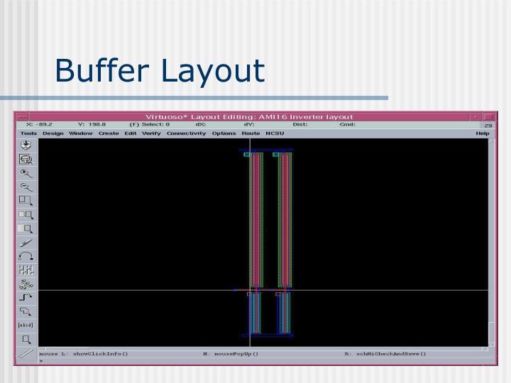 Buffer Layout