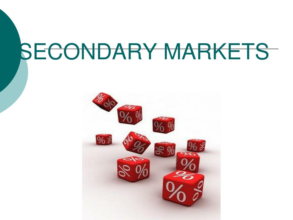 secondary markets l.