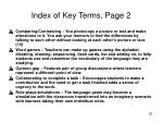 index of key terms page 2