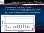 situaci n actual del programa ivm cont11
