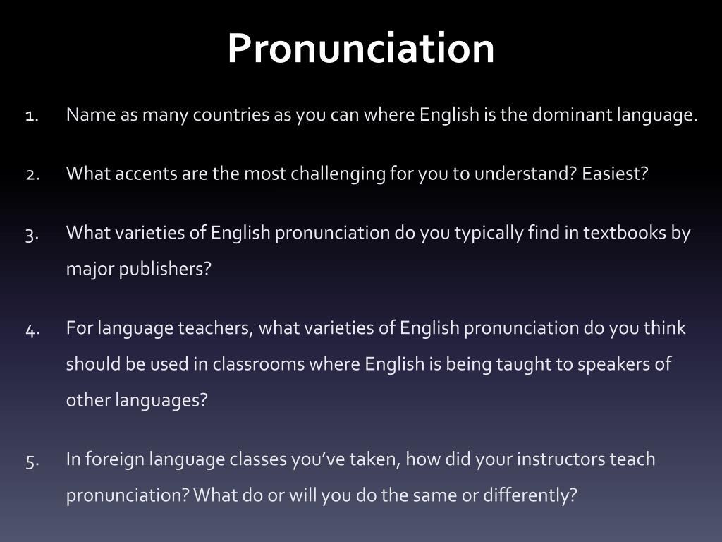 pronunciation l.