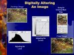 digitally altering an image7