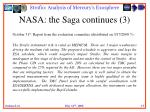 nasa the saga continues 3