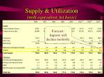 supply utilization milk equivalent fat basis16