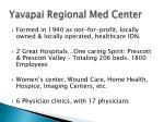 yavapai regional med center