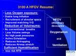 3100 a hfov resume