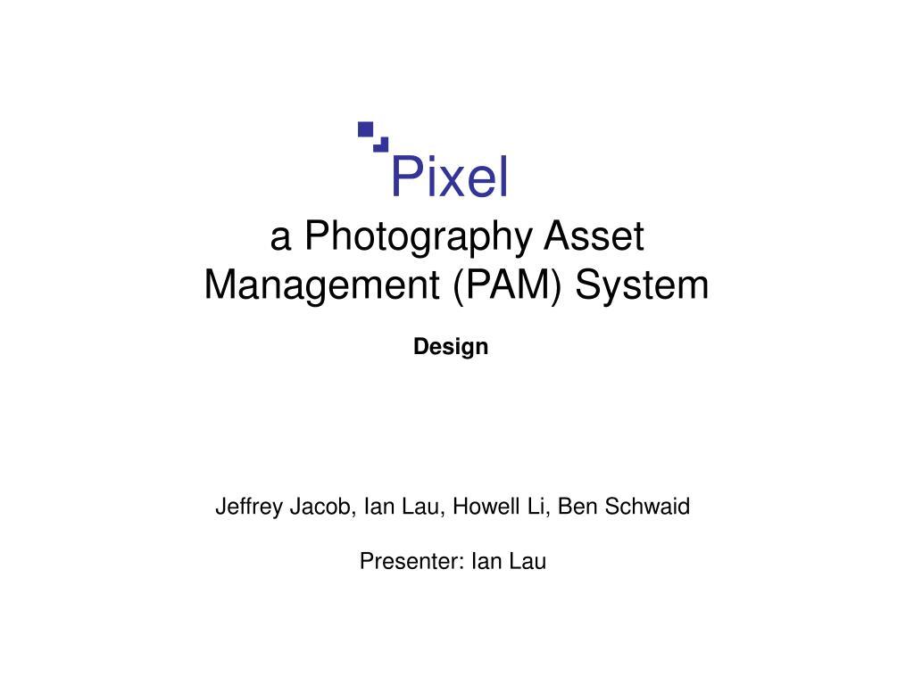 pixel l.