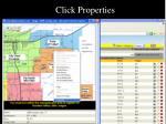 click properties