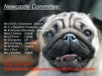 newcastle committee