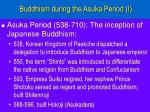 buddhism during the asuka period i