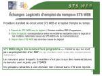 changes logiciels d emploi du temps sts web19