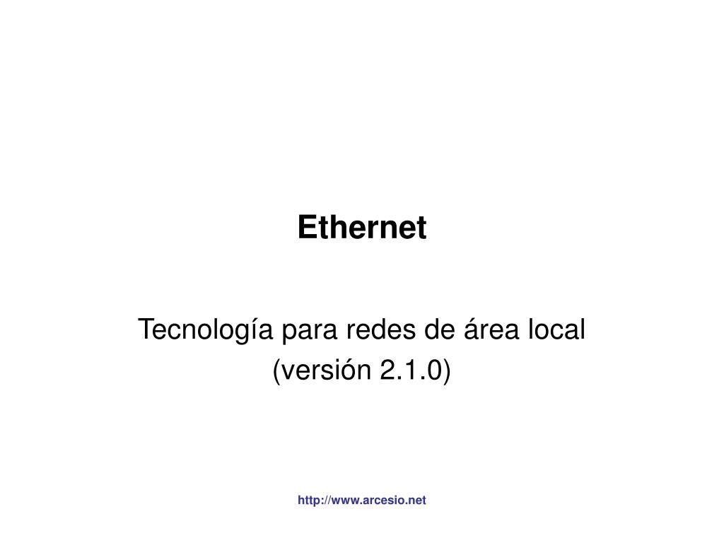ethernet l.