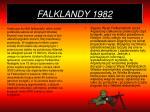 falklandy 1982
