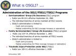 what is osgli cont d
