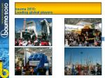 bauma 2010 leading global players