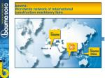 bauma worldwide network of international construction machinery fairs