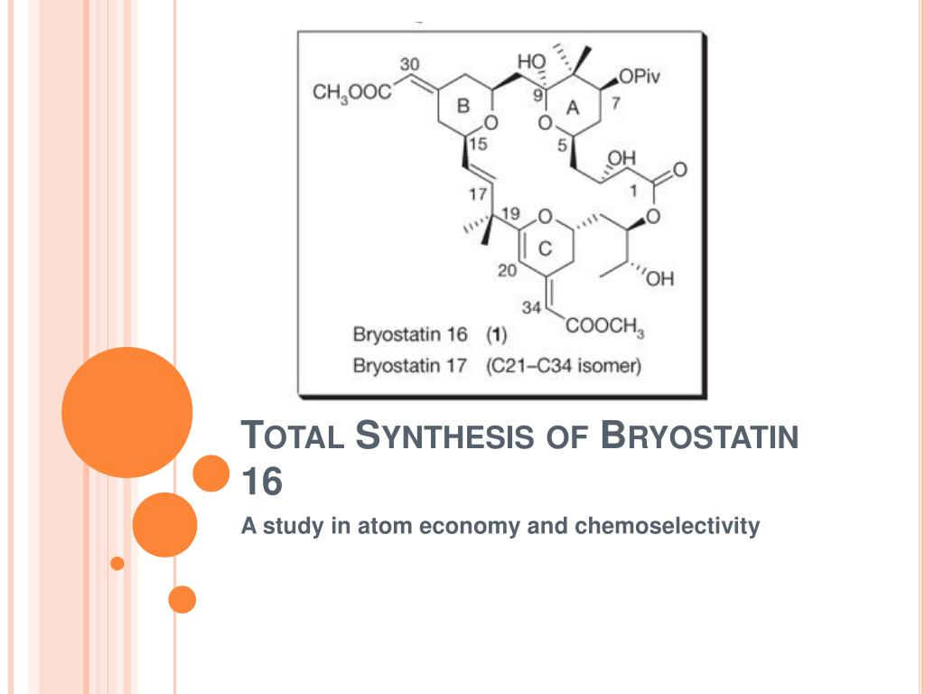 total synthesis of bryostatin 16 l.