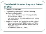 techsmith screen capture codec tscc