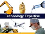 technology expertise