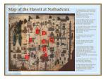 map of the haveli at nathadvara10