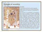 system of worship23