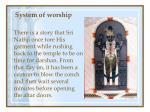 system of worship27