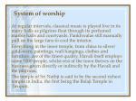 system of worship29