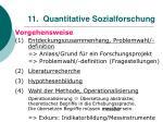 11 quantitative sozialforschung