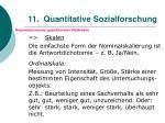 11 quantitative sozialforschung101