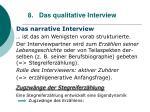8 das qualitative interview70