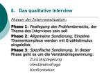 8 das qualitative interview75