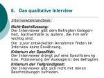 8 das qualitative interview79