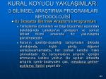 kural koyucu yakla imlar 3 b l msel ara tirma programlari metodoloj s149