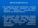 metod ve metodoloj8