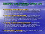 honorary lion professor arthur lim founder chairman lssc