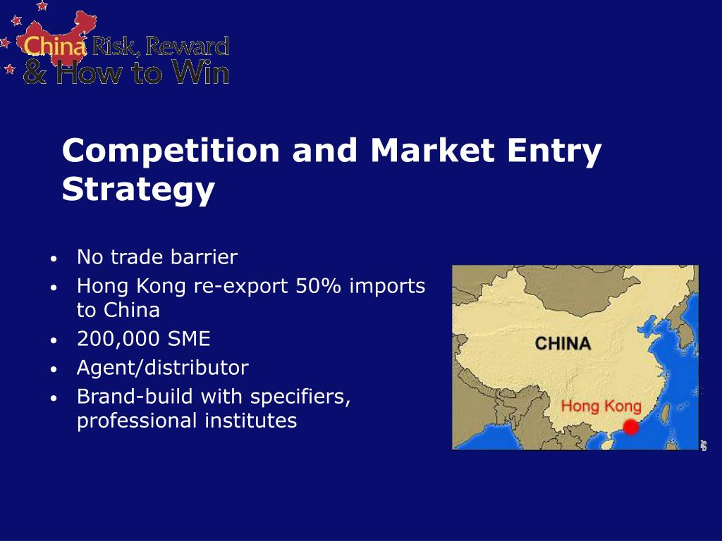 china trade barriers