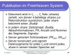 publikation im freeheaven system