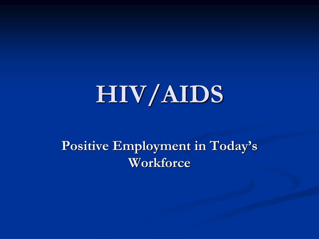 hiv aids l.