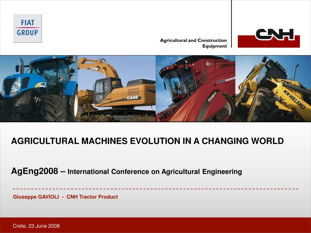 ageng2008 international conference on agricultural engineering l.