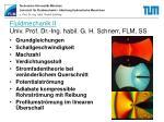 fluidmechanik ii univ prof dr ing habil g h schnerr flm ss