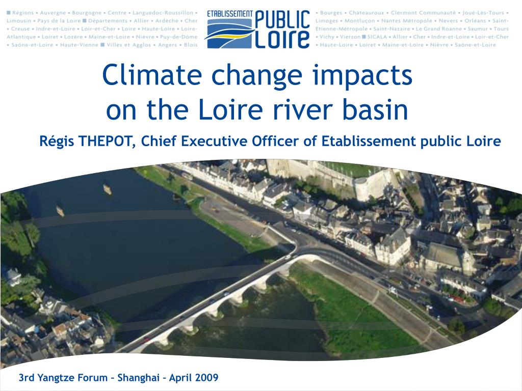 climate change impacts on the loire river basin l.
