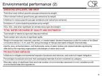 environmental performance 2