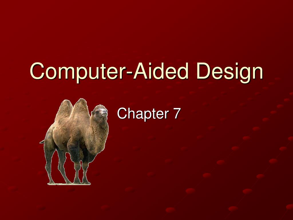 computer aided design l.