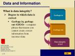 data and information4