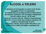 alcool veleno