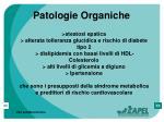 patologie organiche